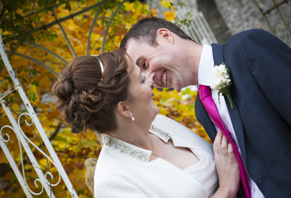 older bride and groom traditional wedding photography, wedding photos in Durrow Castle, Castle Durrow laois